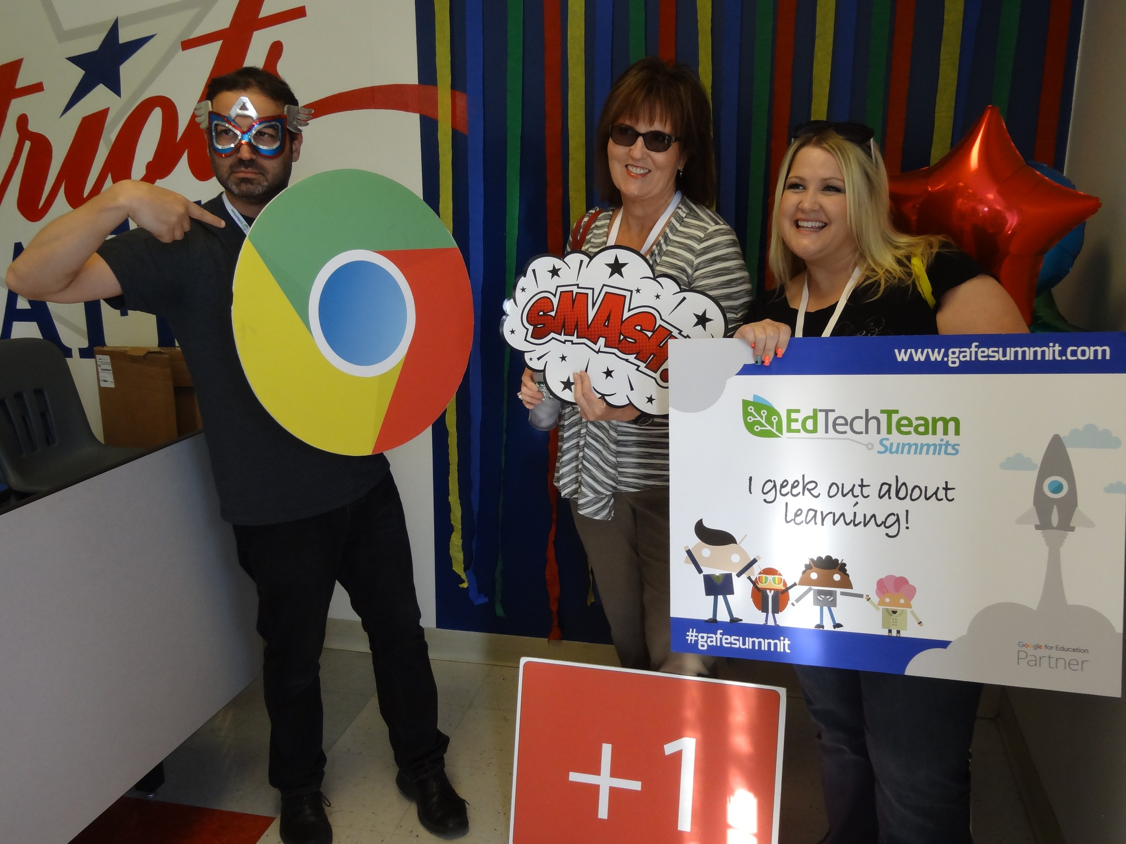 GAFE Summit Photo Booth