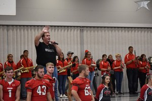Pictures of Pep Rally
