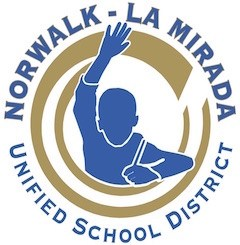 Norwalk-La Mirada Unified Logo