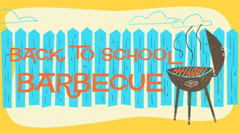 Back to School BBQ! Thumbnail Image