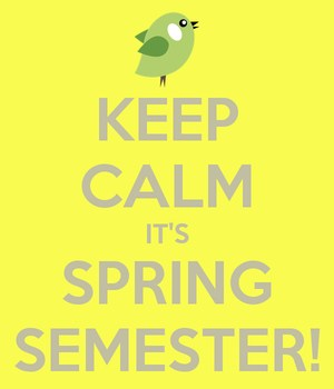 Spring Semester Image