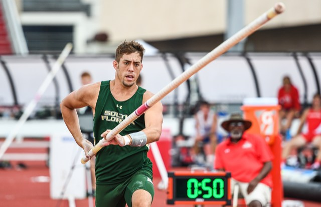 Bell named American Male Field Athlete of the Week Thumbnail Image