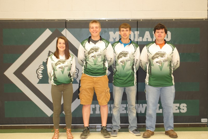 Midland Bass Team Goes To State Featured Photo