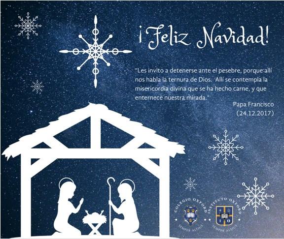 ¡Les deseamos Feliz Navidad y Próspero Año Nuevo! Featured Photo
