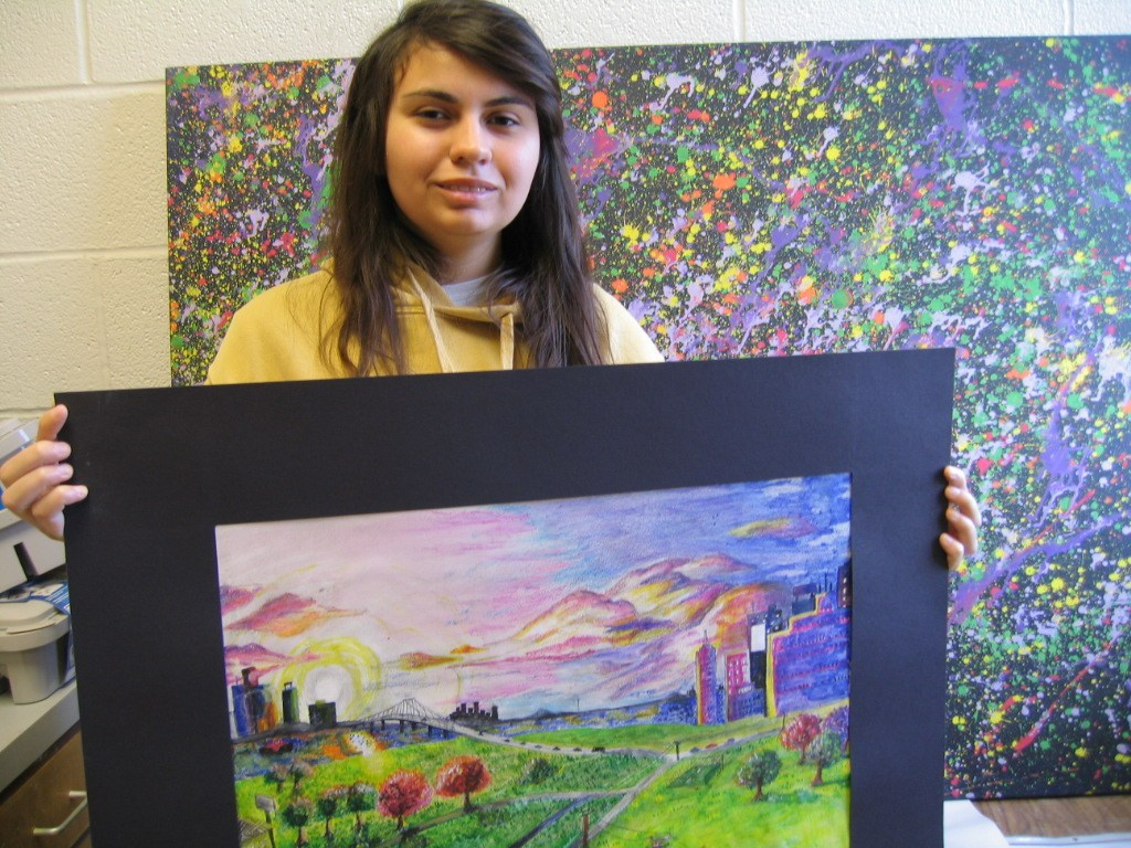 Mission consolidated independent school district stephanie leger and her art piece reviewsmspy