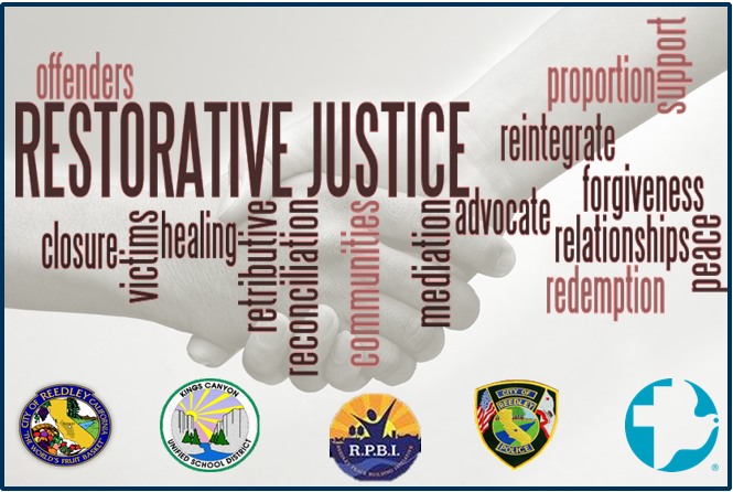 Wordle using Restorative Justice words...