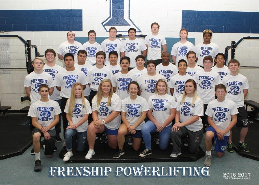 Frenship Powerlifting