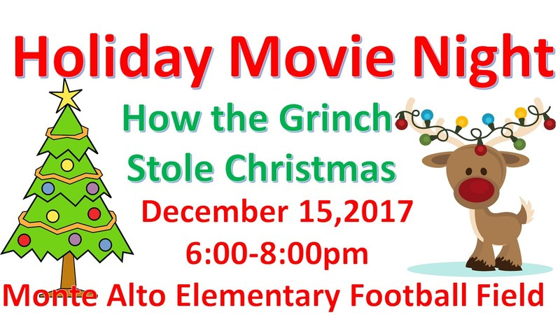 1st Annual Holiday Movie Night Featured Photo