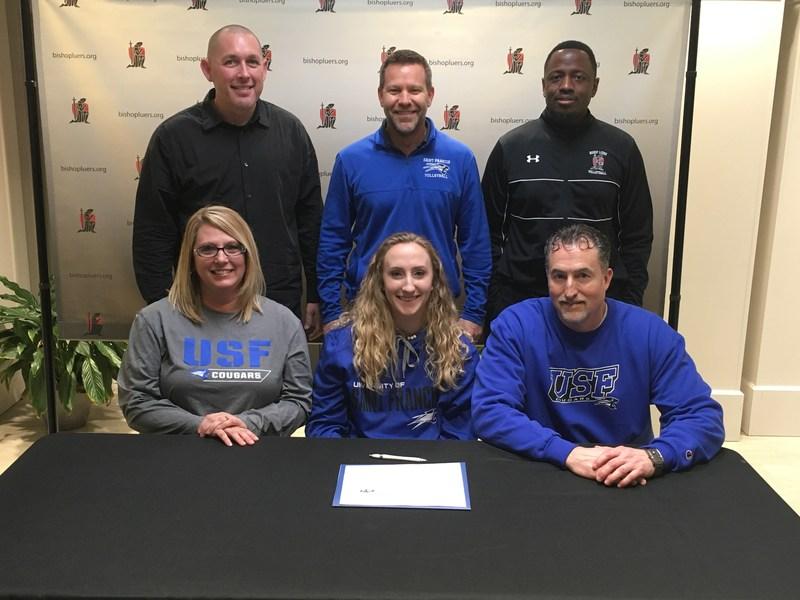 Gabi North signs with University of Saint Francis Thumbnail Image