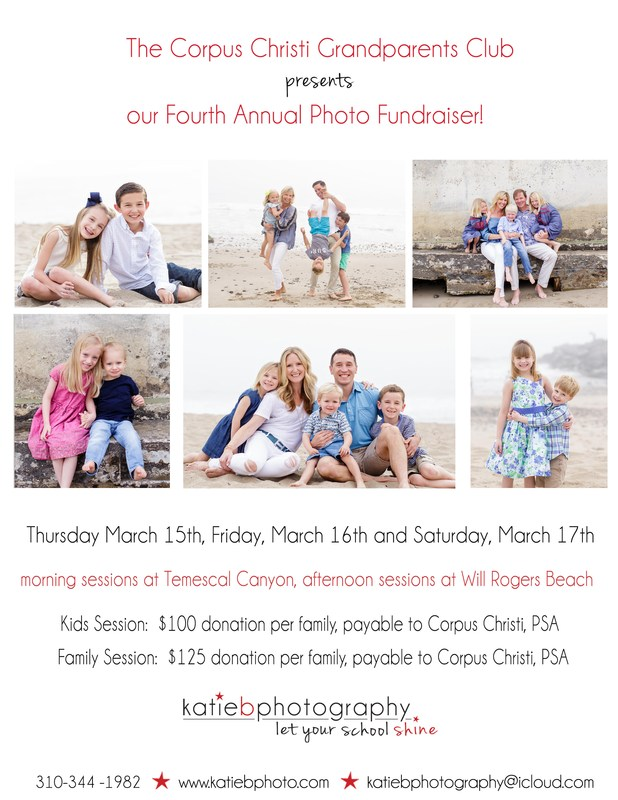 4th Annual Photo Fundraiser with Katie B. Photography Featured Photo