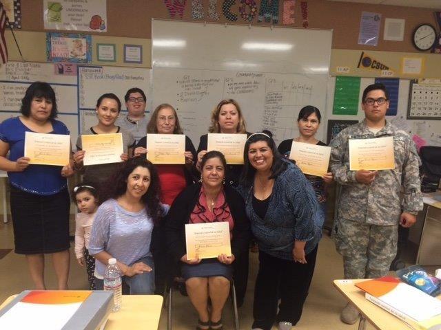 Mira Monte Center graduates