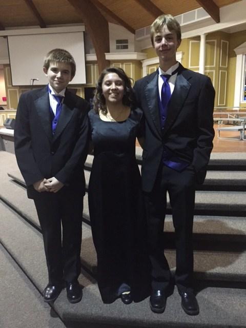 Mixed Choir Members