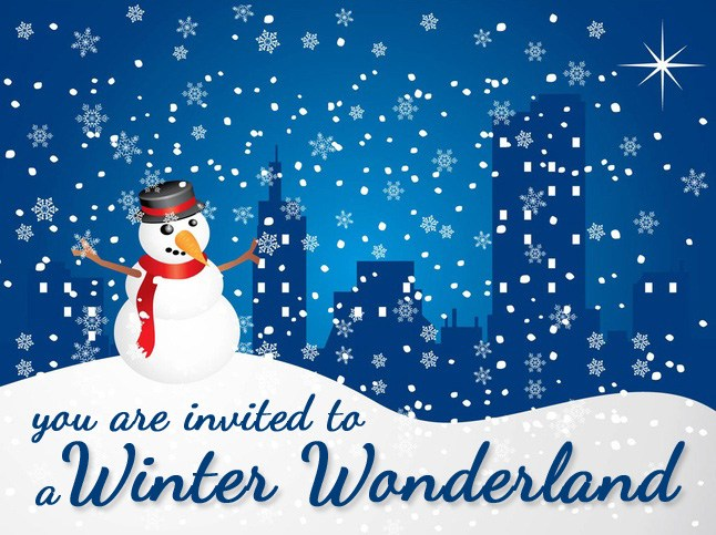 Join Us For Our Winter Wonderland Family Night Featured Photo
