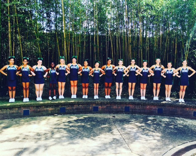 Picture of Cheerleaders at 2017 NCA Summer Camp