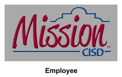 Mission CISD Logo w/ Employee