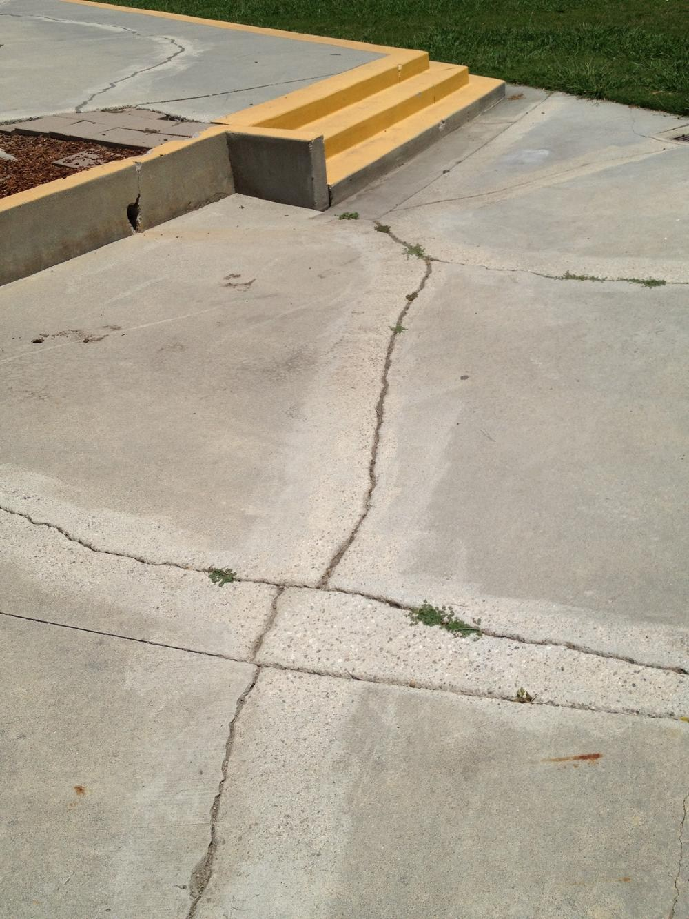 Jordan Concrete Repairs