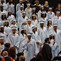 Group picture of graduates