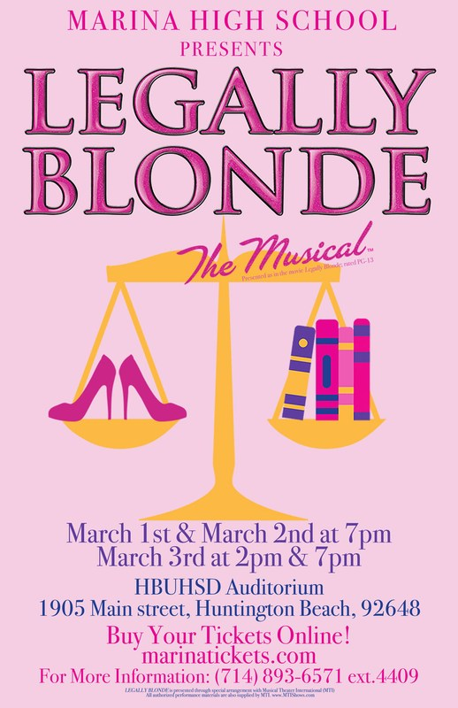 Legally Blonde - The Musical Thumbnail Image