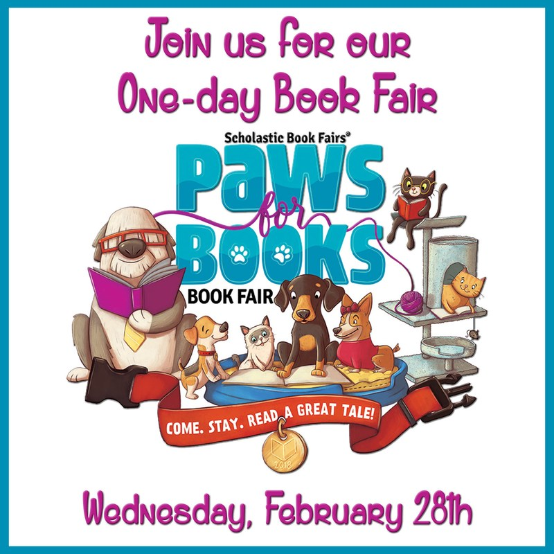 One-Day Book Fair is coming... Thumbnail Image