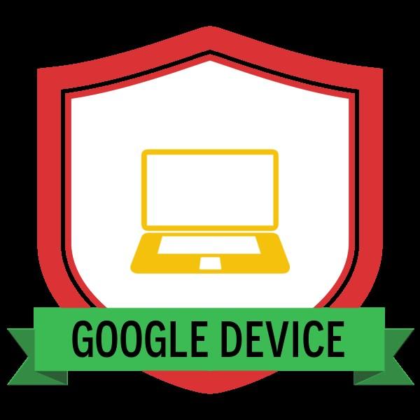GAFE Device Certification Badge