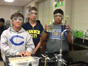 CMS 7th Grade Science