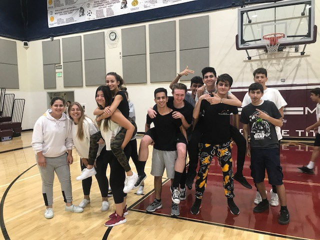 DHS Student Council Sleepover Event Featured Photo