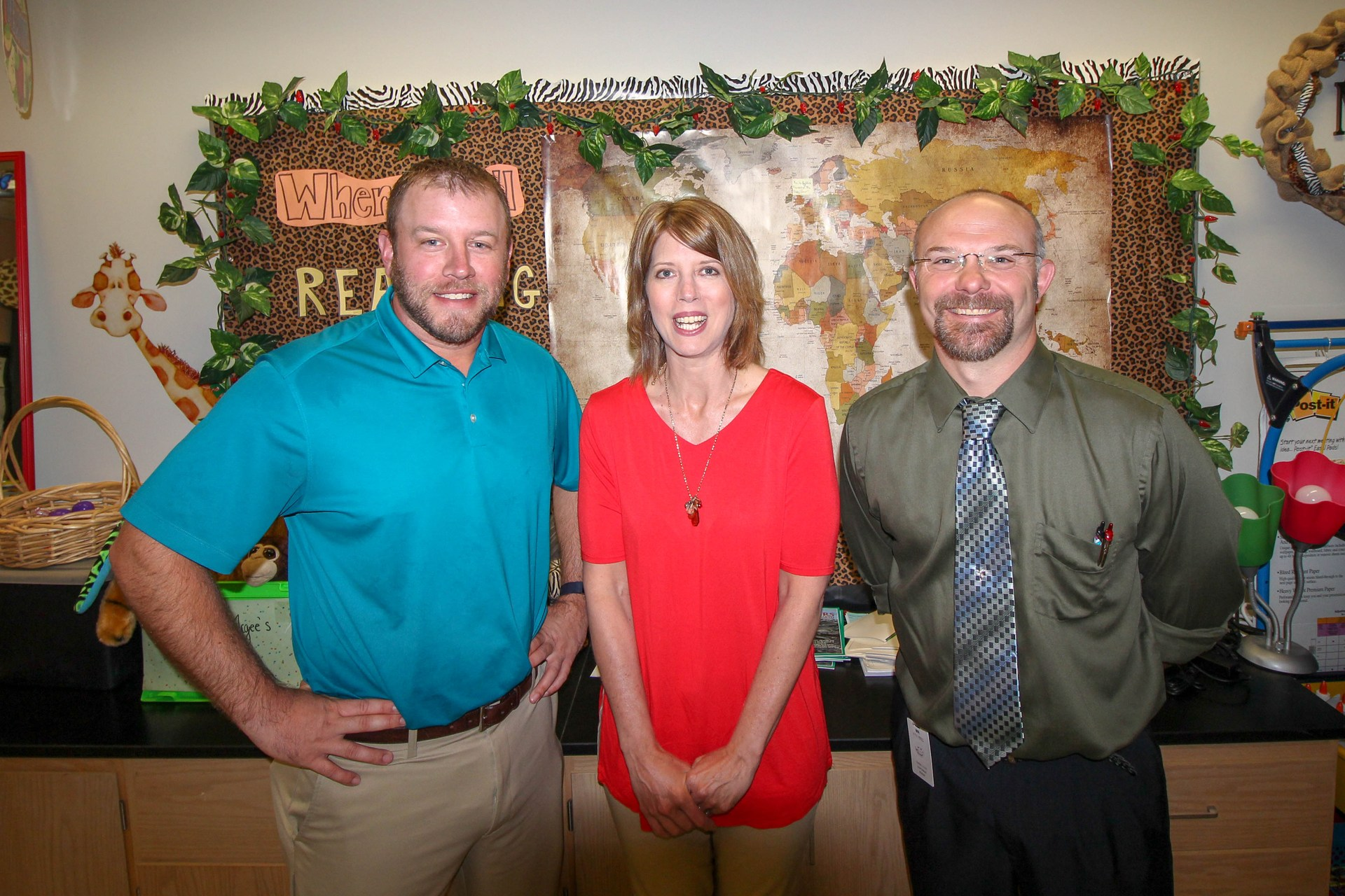 Mr. Sitosky, Mrs. McGee, Mr. Falisec
