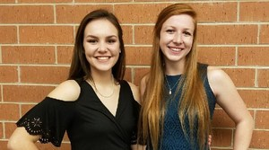 Harshman and Stitsworth Finalist for DYW