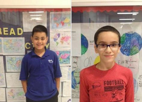 Achieve 3000 Recognizes Grade 6 Students Thumbnail Image