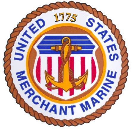 US Merchant Marines Logo