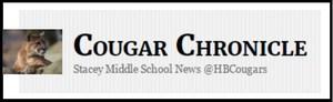 Cougar Chronicle clip art