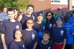 Dark Blue team