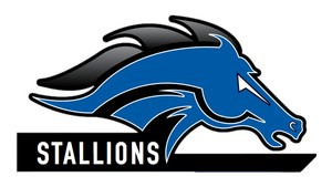 Stallion Athletics logo.