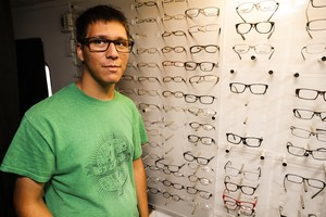 Eye Care 4 Kids at the Back-To-School Closet (Photos by Shanz Leonelli)