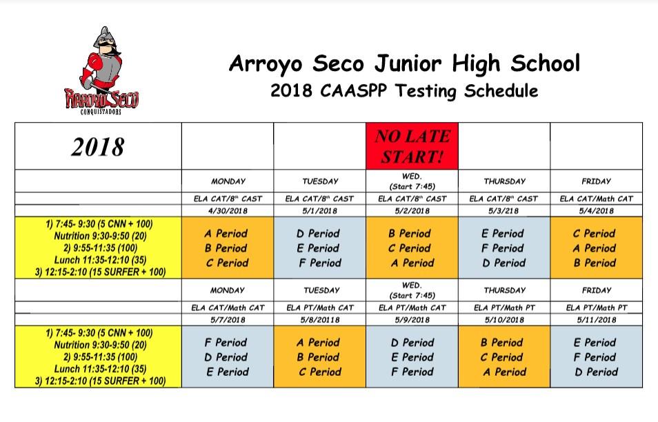 Arroyo Seco Junior High