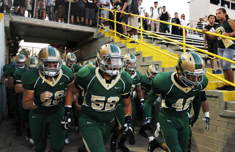 CIF-SS Division IV Quarterfinal Football - Damien hosts #1 Seed Capistrano Valley Featured Photo