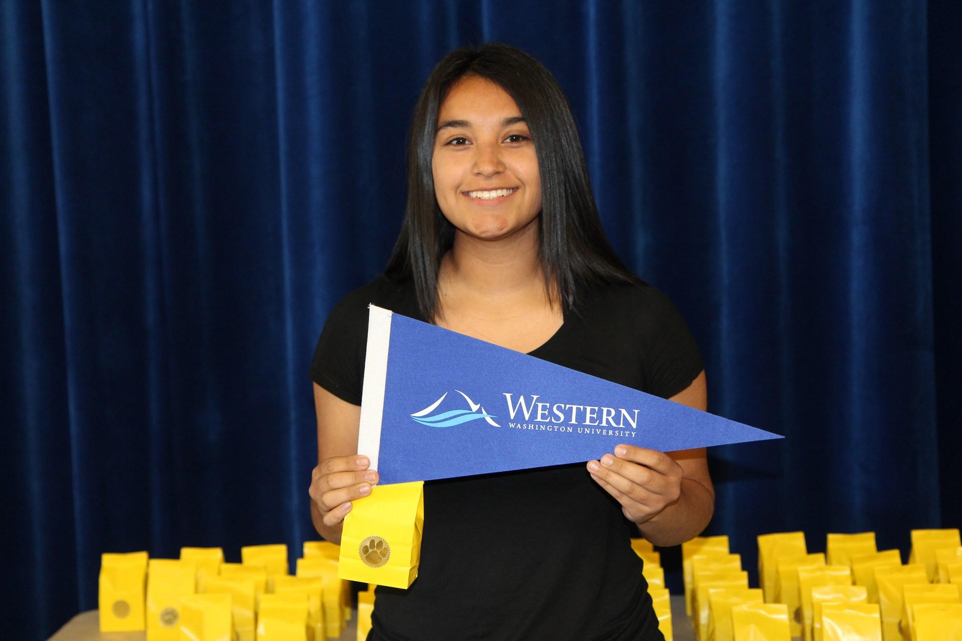 Katy Palma-Wapato High School Class of 2017
