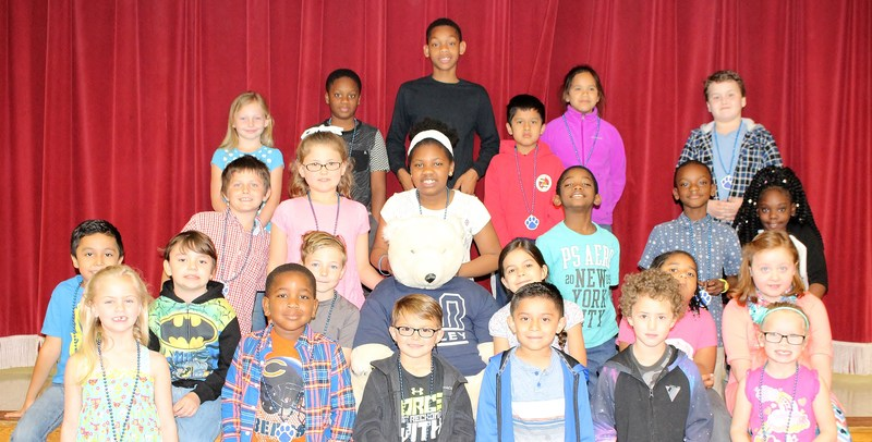 April Students of the Month Featured Photo