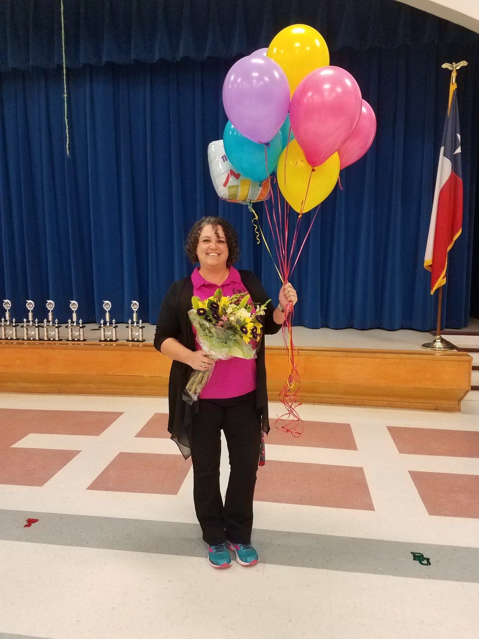 Teacher of the Year - Mrs. Rogers