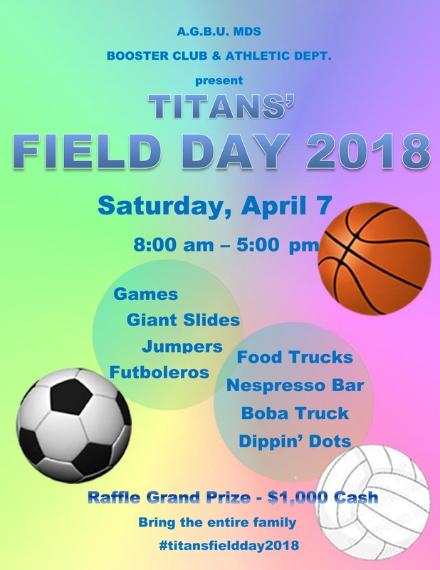 Titans' Field Day 2018 Featured Photo