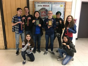 MESA Day Competition Winners