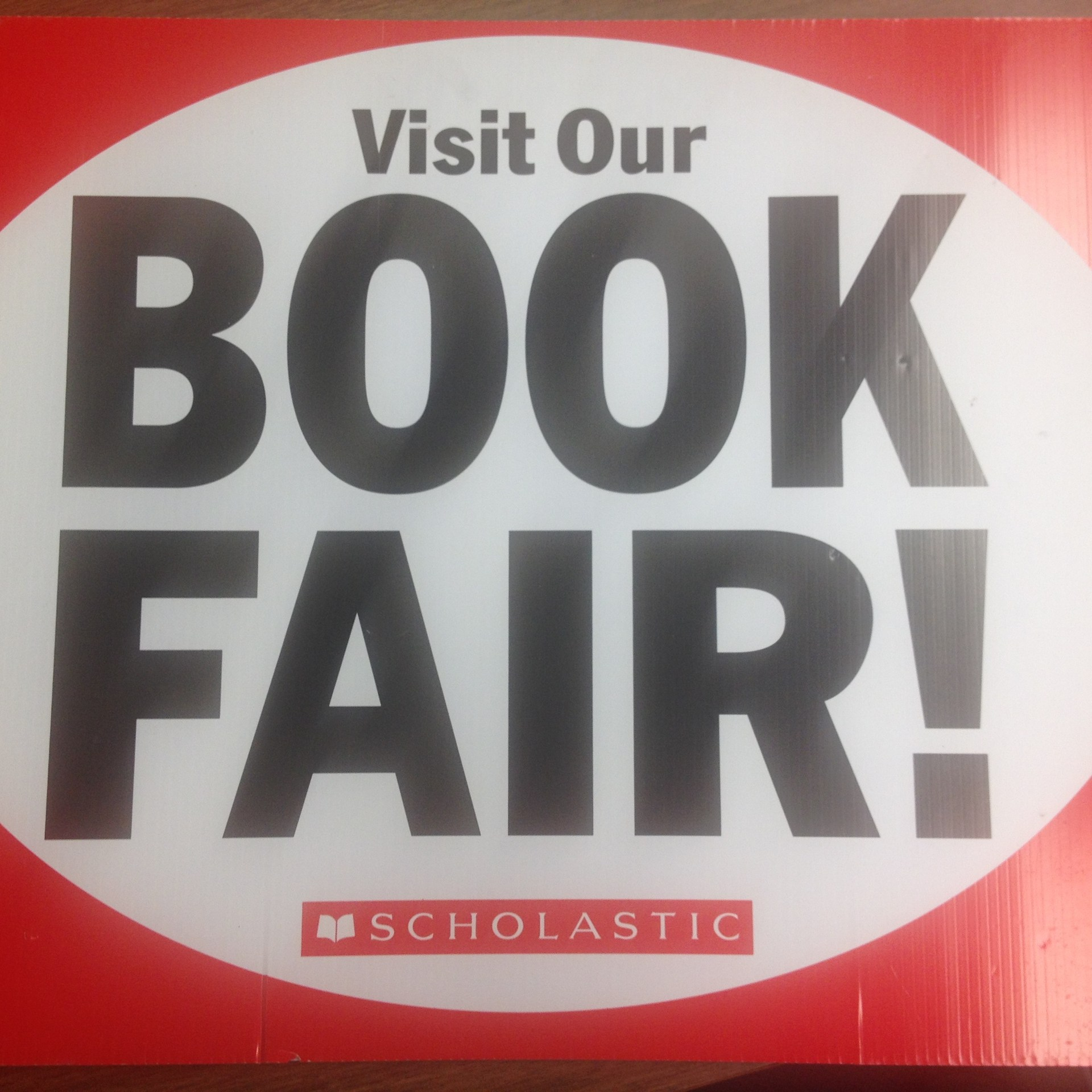 The Book Fair!