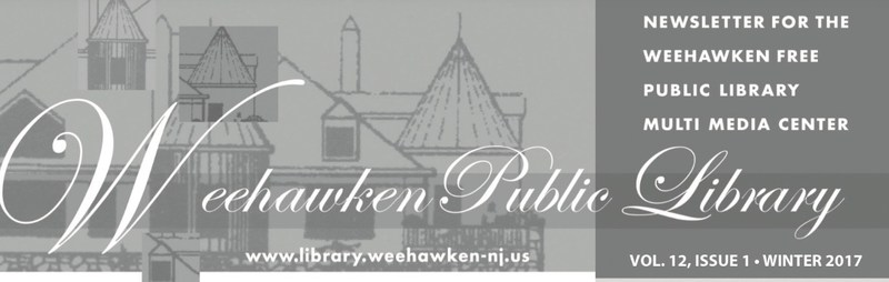 Weehawken Public Library Newsletter