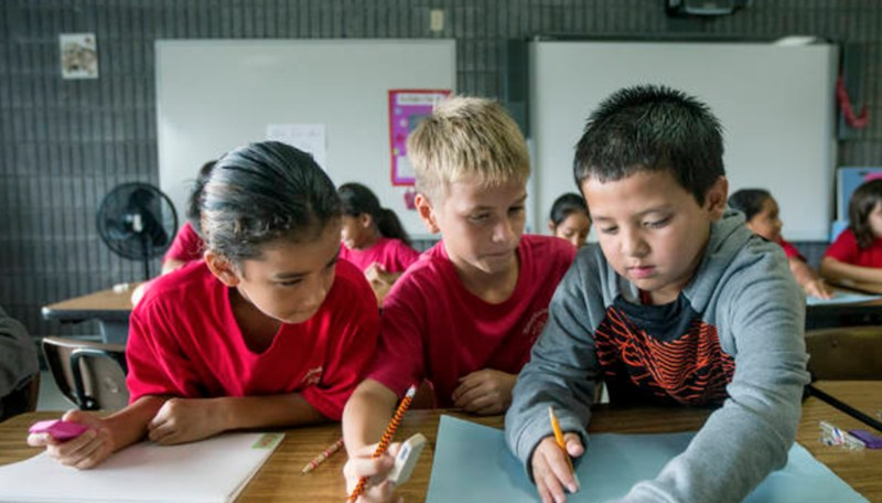 Immersion school in Keaʻau teaches students several languages, with Hawaiian being the connector Thumbnail Image