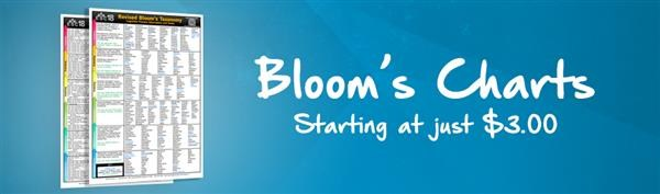 Blooms Chart