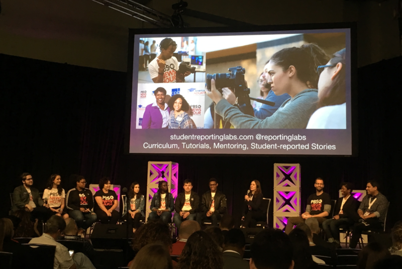 MHS Students Discuss Election Coverage and Media at SXSWedu Thumbnail Image