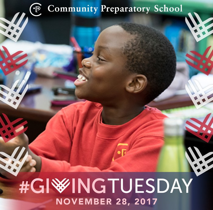 Join us for #GivingTuesday Featured Photo