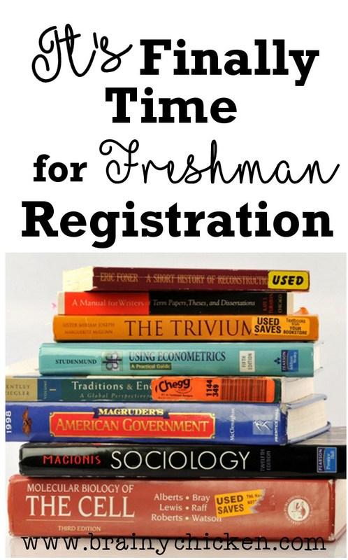 Freshman Registration - 4/11 & 4/12 Thumbnail Image