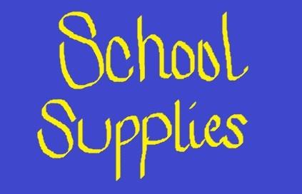 School Supply 2017-2018 Thumbnail Image