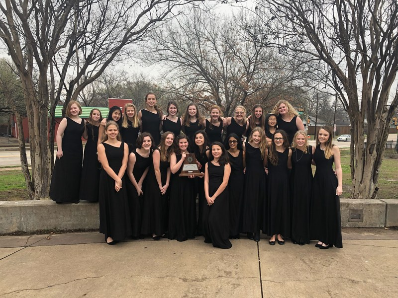 HPMS Varsity Choir takes home Sweepstakes Award Featured Photo
